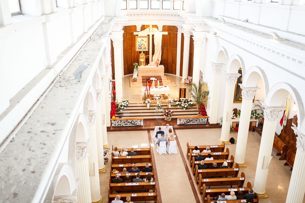 Pałacyk Otrębusy, Kościół pw Matki Bożej Nieustającej Pomocy Pruszków (33)